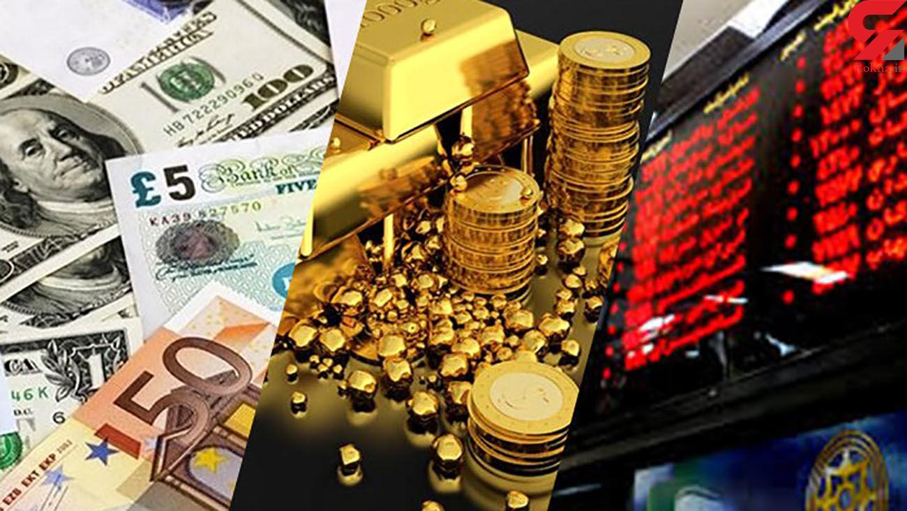 جهش شدید قیمت ارز در راه است / بازار سرمایه تحت فشار سیاست های انقباضی است