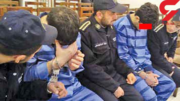 نسرین 25 ساله در دادگاه گفت: این دو مرد مرا به بیابان های قرچک بردند و ... +  عکس
