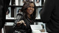 صدرنشینی کتاب اوباما در بازار کریسمس بریتانیا/ تکرار موفقیت رولینگ پس از 10 سال