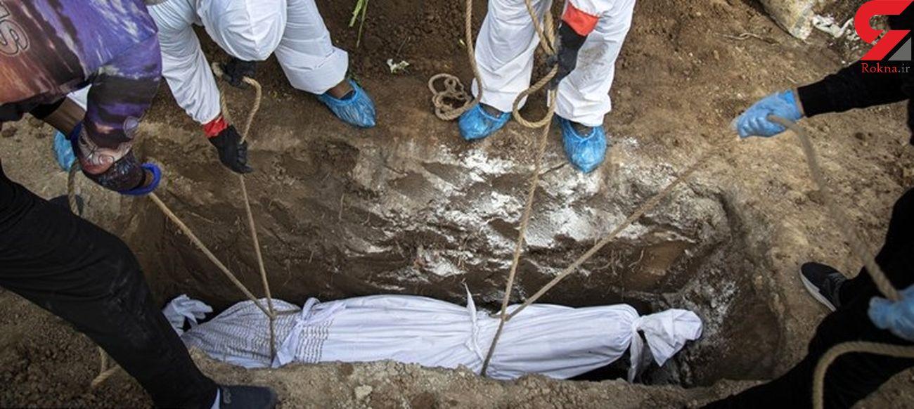 دفن ۲۳۴ فوتی کرونا طی دو روز گذشته در بهشت زهرا / آیا بیمارستانهای موقت دوباره برپا می شوند؟