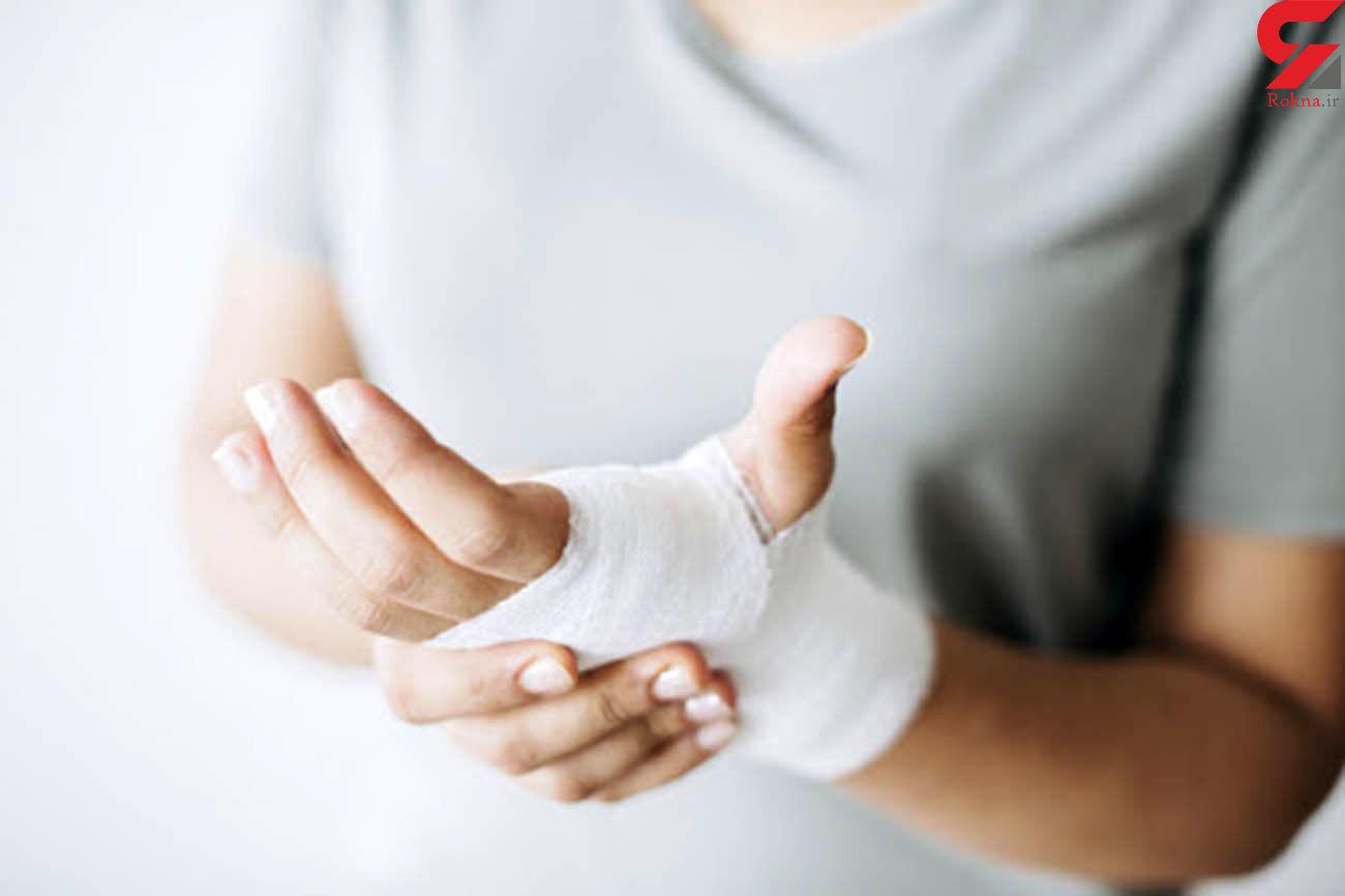 ۱۰ ماده طبیعی برای بهبود انواع زخم