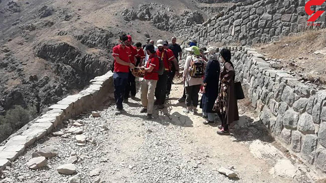 بلای وحشتناک سر 2 زن در ارتفاعات شمیرانات / به آن ها چه گذشت؟