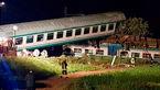 ۲۰ کشته و زخمی در پی سانحه ریلی در ایتالیا + عکس