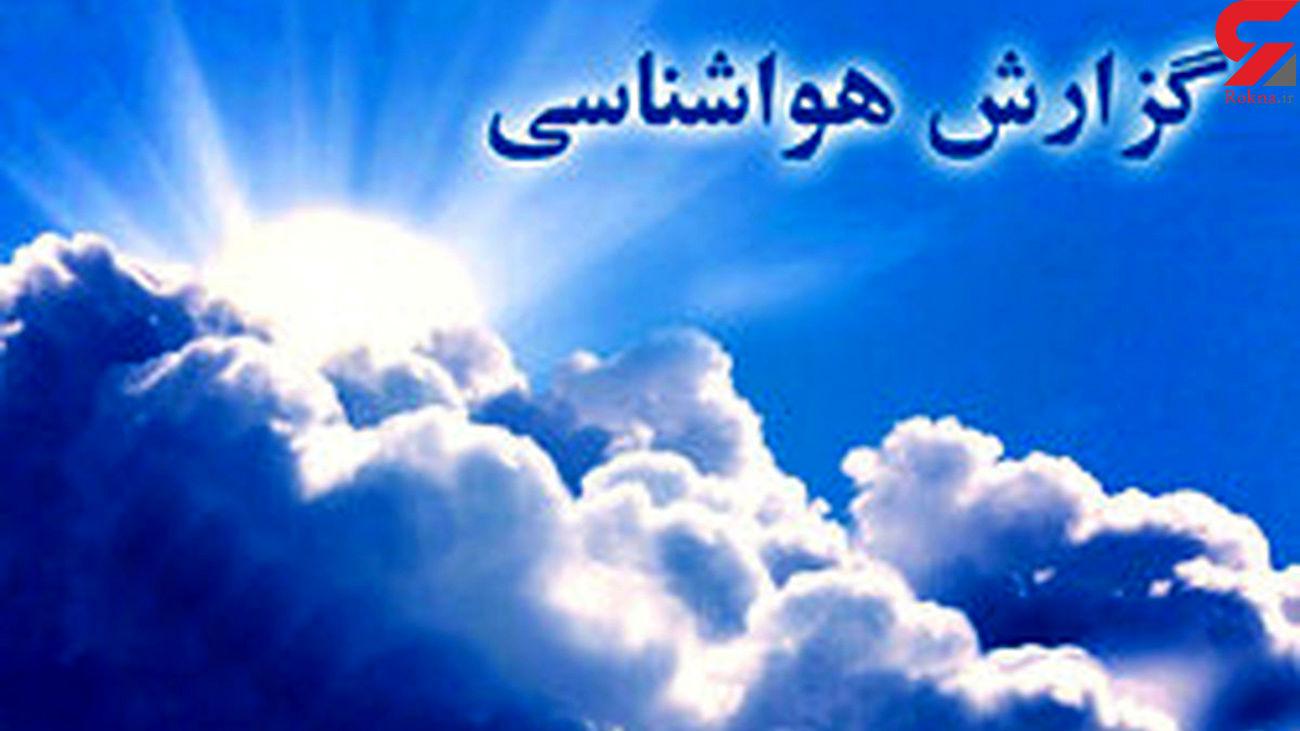 هشدار به تهرانی ها / تندباد پایتخت را در می نوردد