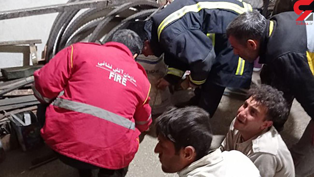 انفجار مرگبار در کارگاه جوشکاری / مرد خندابی کشته شد