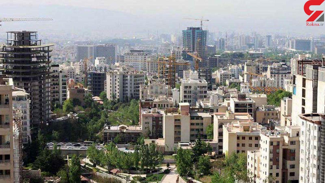 قیمت خانه و نرخ اجاره مسکن در مناطق مختلف تهران + جزئیات
