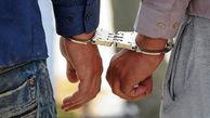بازداشت سارق حرفهای در محمودآباد