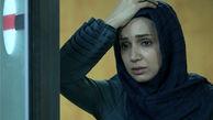 علت گریه ناگهانی شبنم قلیخانی در برنامه زنده تلویزیون  +فیلم