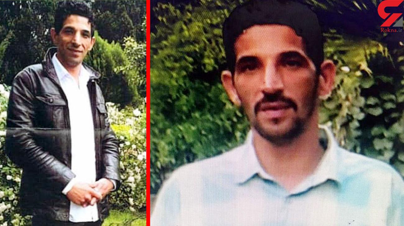 مخفیگاه قاتل فرای الهام سرلاتی کجاست؟! / پلیس کمک خواست+ عکس  چهره باز قاتل