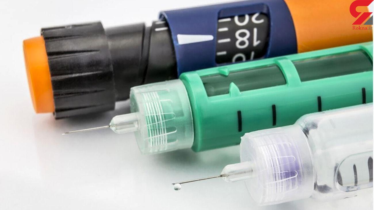 مصوبه تعیین پوشش بیمه ای انسولین های قلمی ابلاغ شد