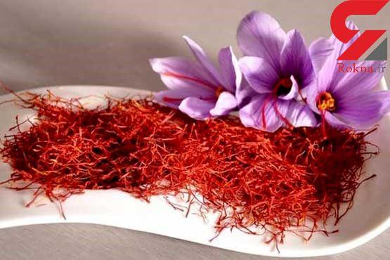 نیمی از زعفران موجود در بازار تقلبی است