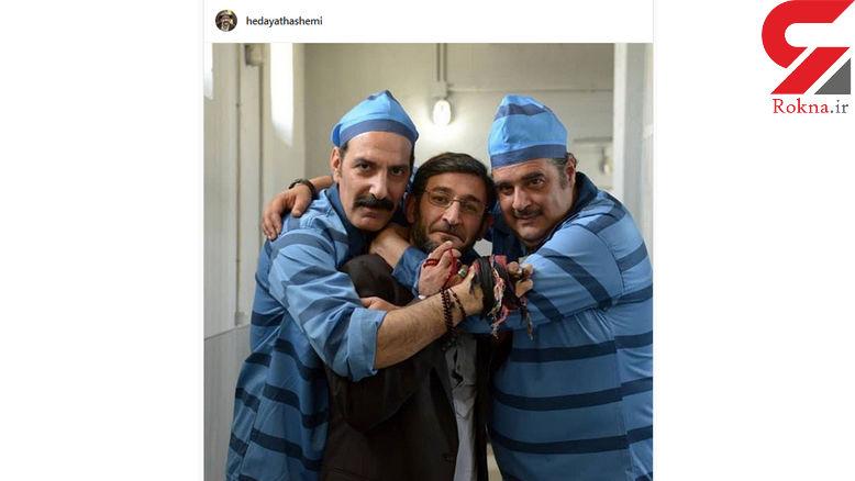 3 بازیگر معروف ایرانی در زندان! +عکس