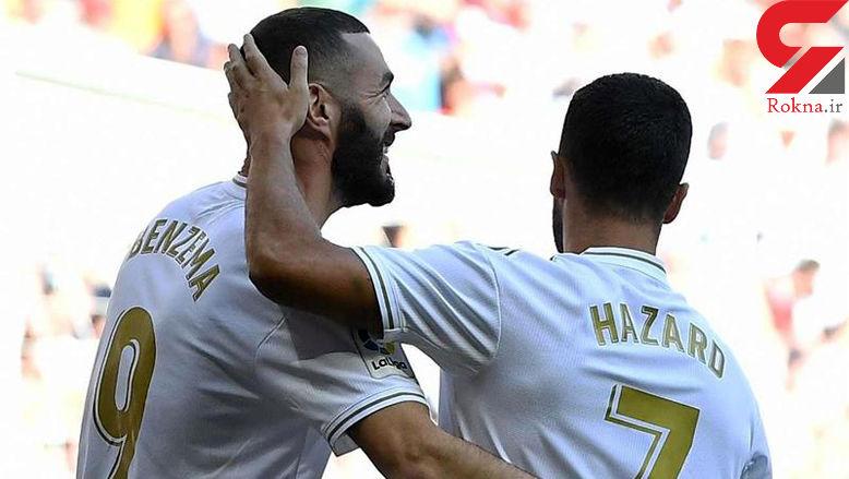 ادن آزار: از هیچ کمکی به رئال مادرید برای رسیدن به امباپه دریغ نمیکنم