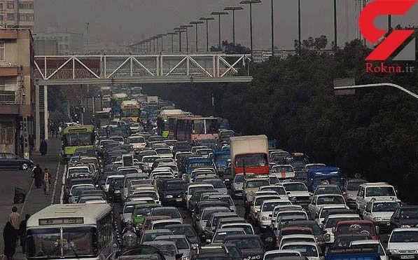 کاهش آلودگی هوا و کاهش ترافیک کلان شهرها با مالیات سبز