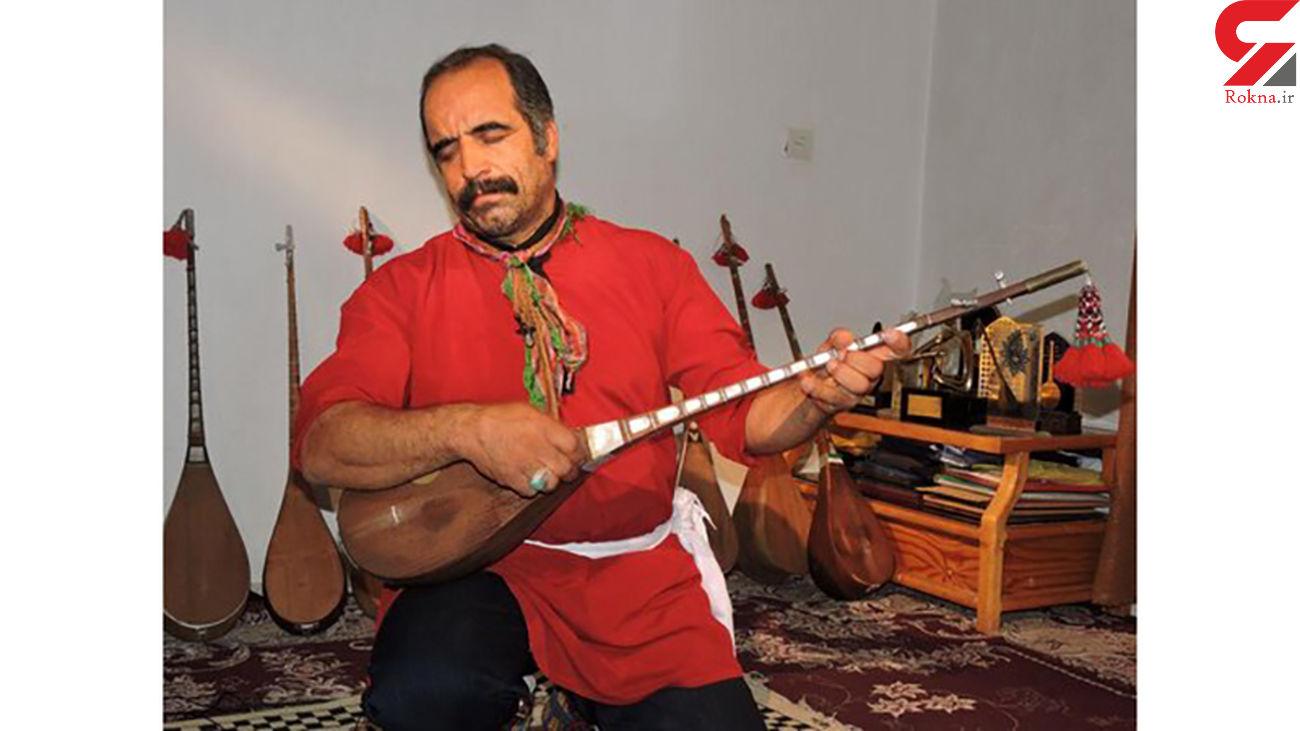 موسیالرضا ولینژاد، نوازنده پیشکسوت دوتار درگذشت