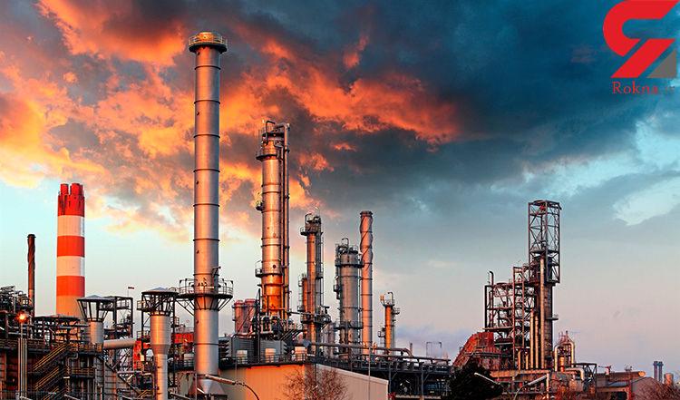 درآمد شرکتهای بزرگ نفتی آمریکا کم شد