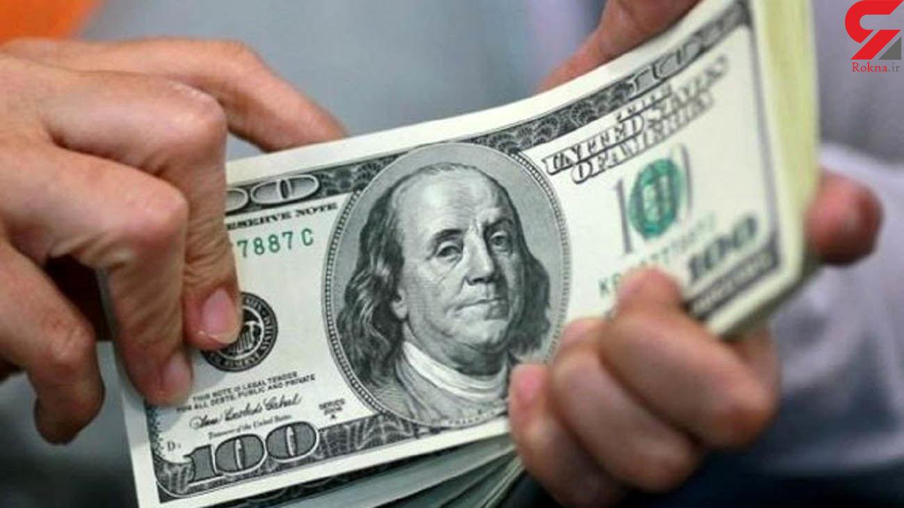 رفتار عجیب دلار / چرا قیمت ناگهان ریزشی شد؟