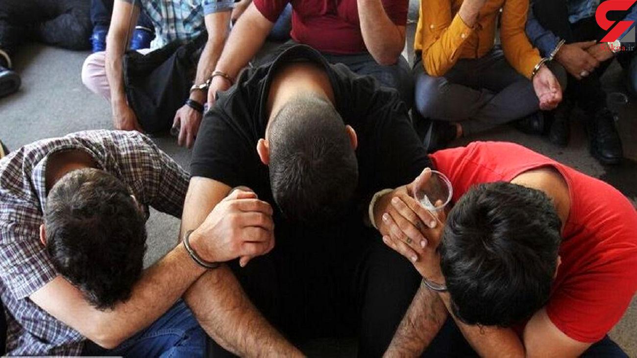 دستگیری 6 متهم فراری در ایلام