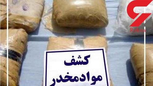 طی 24 ساعت گذشته 1 تن و200 کیلوگرم مواد مخدر در پایتخت کشف شد