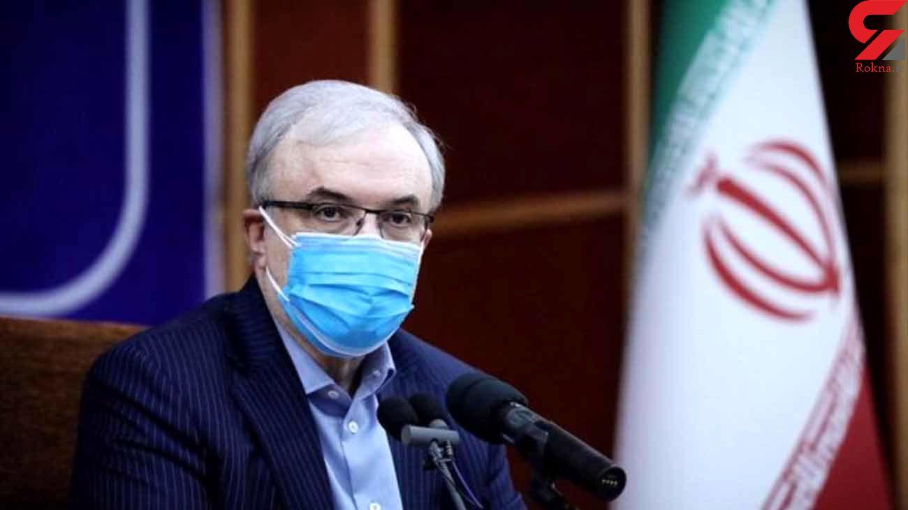 نمکی: من وزیر بهداشت همه مردم ایران هستم، حتی زندانی محکوم به اعدام / بنده سوار قطار سیاست نمی شوم