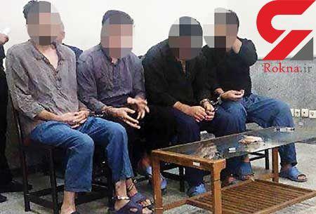 خواب 4 میلیارد تومانی تبهکاران تهرانی در خانه اعیانی پسر تاجر + عکس