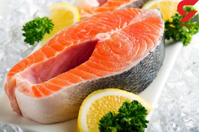 وزن تان را با ماهی سالمون مدیریت کنید!