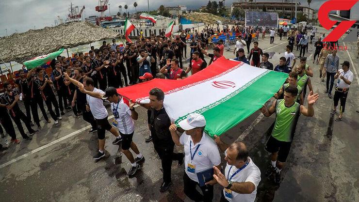 ایران قهرمان مسابقات غواصی ارتشهای جهان شد + تصاویر