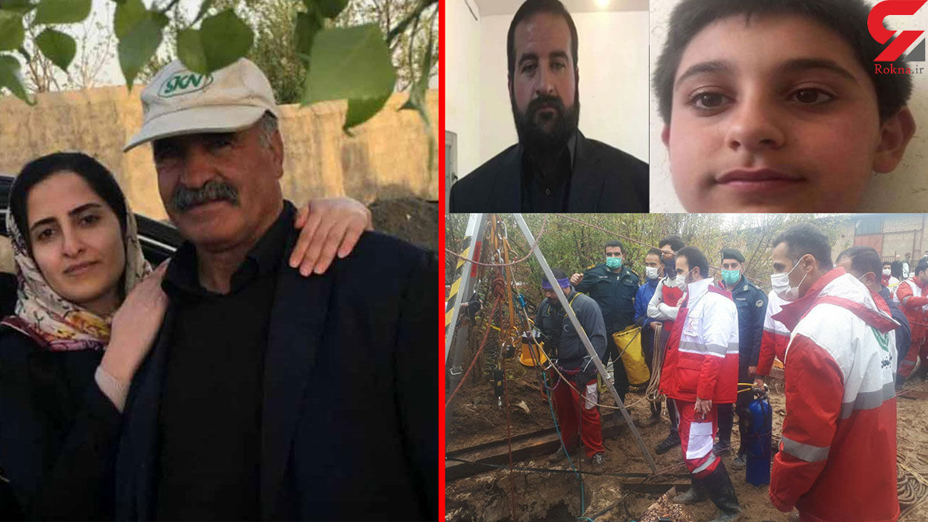 جزئیات زندگی قاتل بی رحم تویسرکانی / محمد تنها بازمانده از قتل عام وحشیانه گفت + عکس