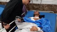 وزش باد دیشب تهران ملی پوش دوچرخه سواری ایران را راهی بیمارستان کرد