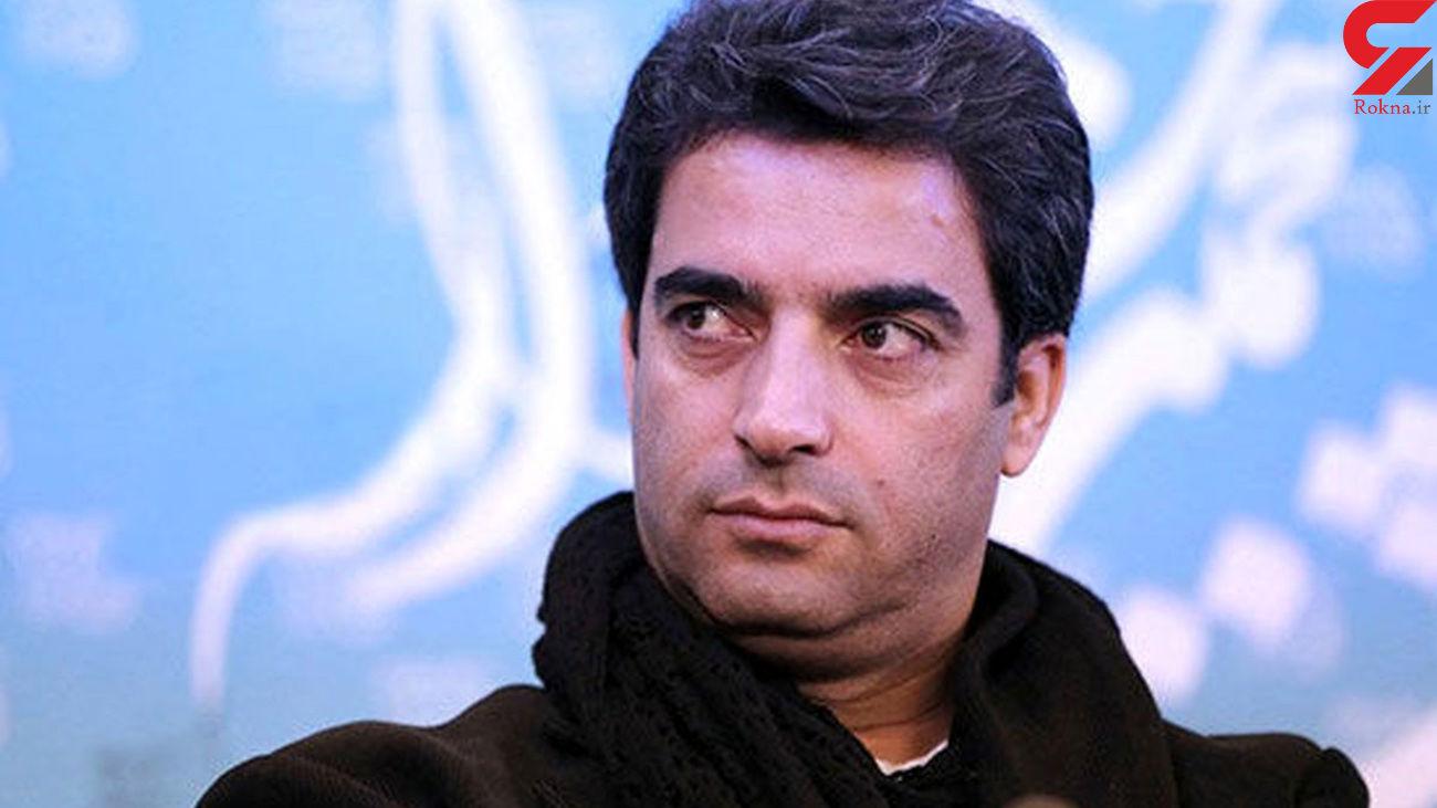 """منوچهر هادی کارگردان """" رحمان 1400"""" عامل قاچاق فیلم است؟"""