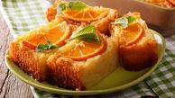 کیک پرتقالی برای عصرهای تابستانی+دستور تهیه