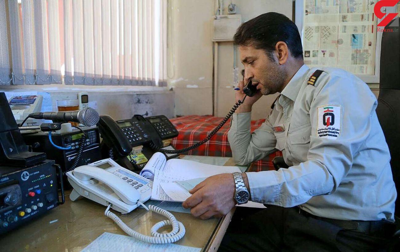 تماس های مزاحم برای آتش نشان ها/ ۶ برابر عملیات واقعی تماس غیرحقیقی داریم