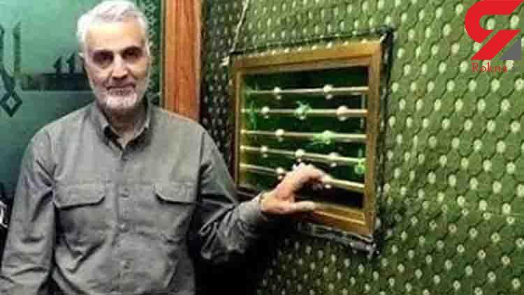 برگزاری مراسم اربعین شهید سپهبد سلیمانی در مصلای امام خمینی(ره)