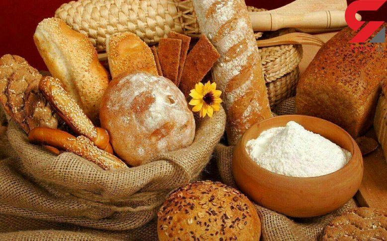 کاهش وزن با خوردن یک نان مفید