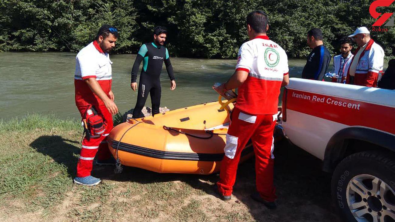 13 روز جستجوی جسد غریق نوجوان در روستای مالده بی نتیجه بود