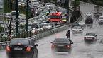 بارش باران و احتمال وقوع سیلاب در 9 استان غرب کشور