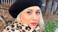 بی حجابی خانم مجری شبکه 3  در مهاجرت / ناهید لیان کیست؟!  + عکس ها