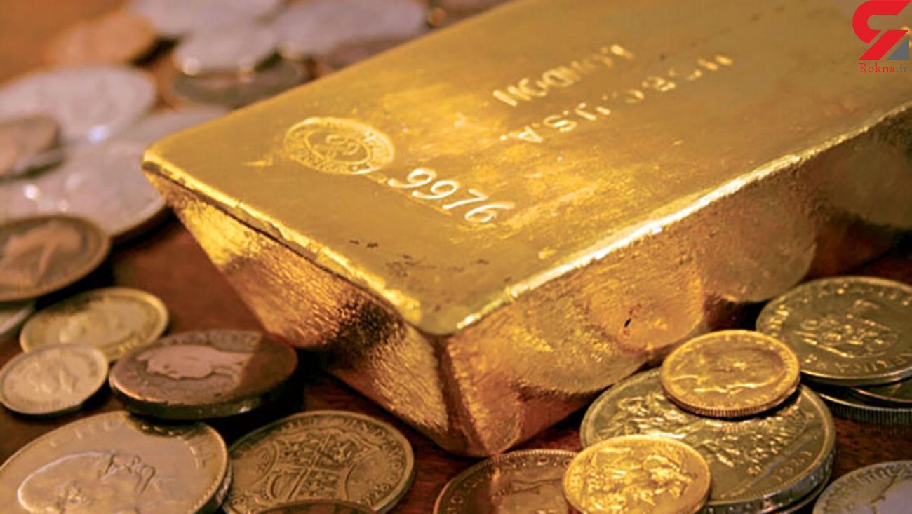 قیمت سکه و قیمت طلا امروز یکشنبه 23 آذر ماه 99 + جدول