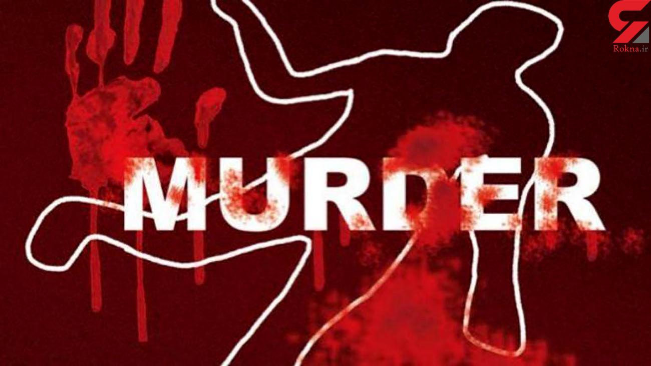 قتل شوهر با چاقو / زن جوان صحنه خودکشی را بازسازی کرد / هند