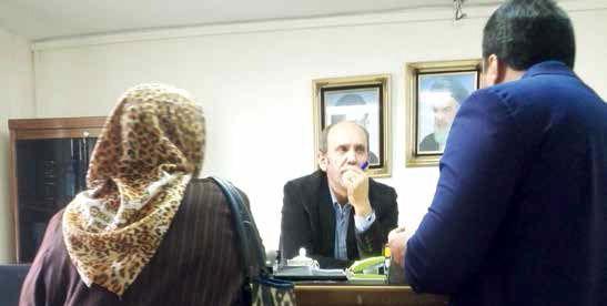 پای همسرم 2 سانت کوتاه است می خواهم طلاقش دهم / درخواست بی شرمانه نادر در دادگاه تهران + عکس
