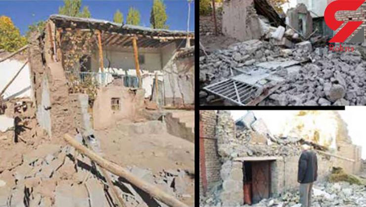 5 کشته و 530 مصدوم در زلزله 5/9 ریشتری آذربایجان شرقی