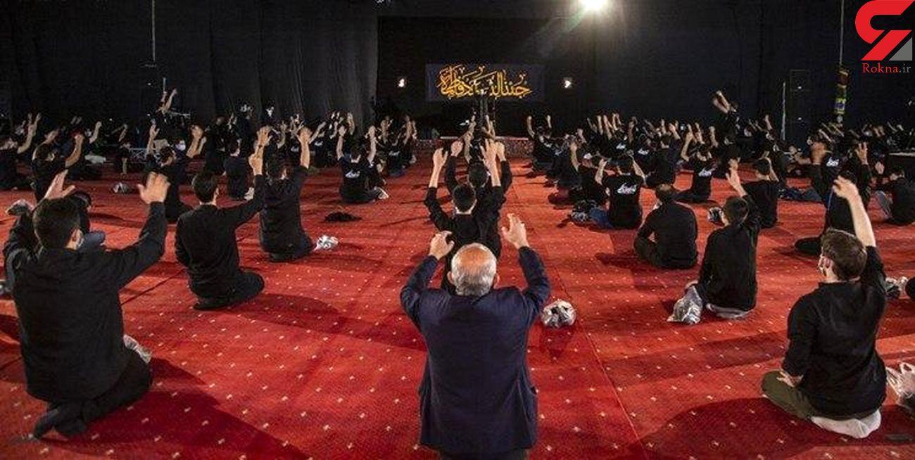 ۵۰ خیمه امشب و فردا سیاهپوش عزای امام یازدهم هستند