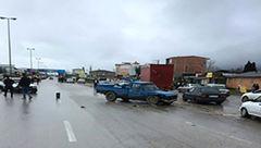 تصادف زنجیرهای خونین در جاده نوشهر +عکس