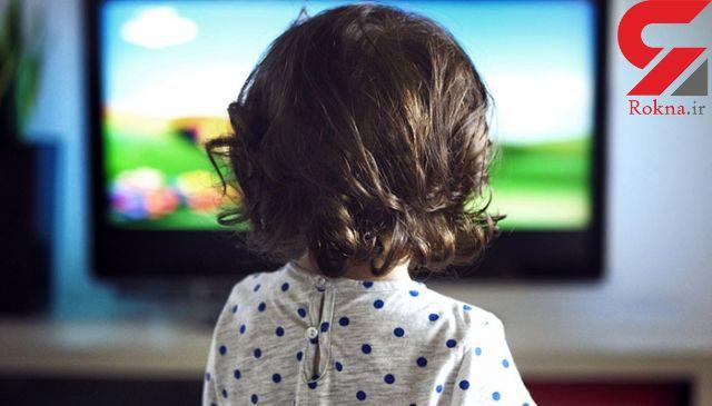 ارتباط تلویزیون با چاقی کودکان