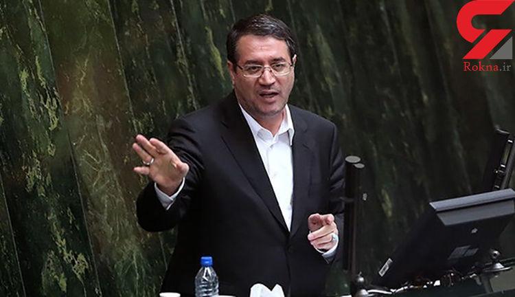رحمانی در صحن مجلس: هیچ بازنشستهای در وزارت «صمت» مشغول به کار نیست