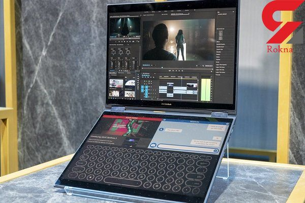 جدیدترین لپ تاپ ایسوس معرفی شد