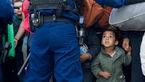نظامیان آمریکاییبه مهاجرانی که تنها داراییشان یک ساک است رحم نمی کنند