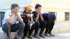 پلیس این خانواده 4 نفره بیرجندی را با هم به زندان فرستاد+ عکس