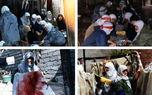 روایتی تکاندهنده از فعالیت یک  گروه زنانه در جنگ + عکس های باورنکردنی