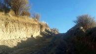 افراد ناشناس به جان تپه پری خان در کرمان افتادند